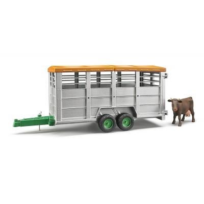 Bruder vlečka na prepravu zvierat