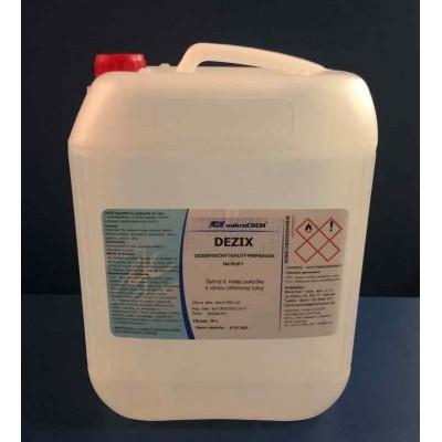 Dezinfekčný prostriedok na ruky DEZIX, 5l balenie (kanister)