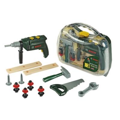 Pracovný kufrík s náradím Bosch